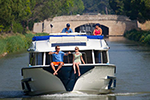 Wine Lovers Can Explore France by Le Boat