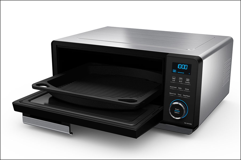 Countertop Induction Oven