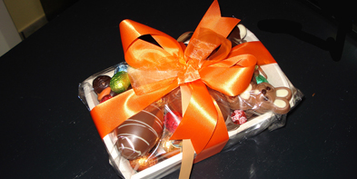 Creating an easter basket for your spouse hitched your spouse will appreciate their own easter basket negle Choice Image
