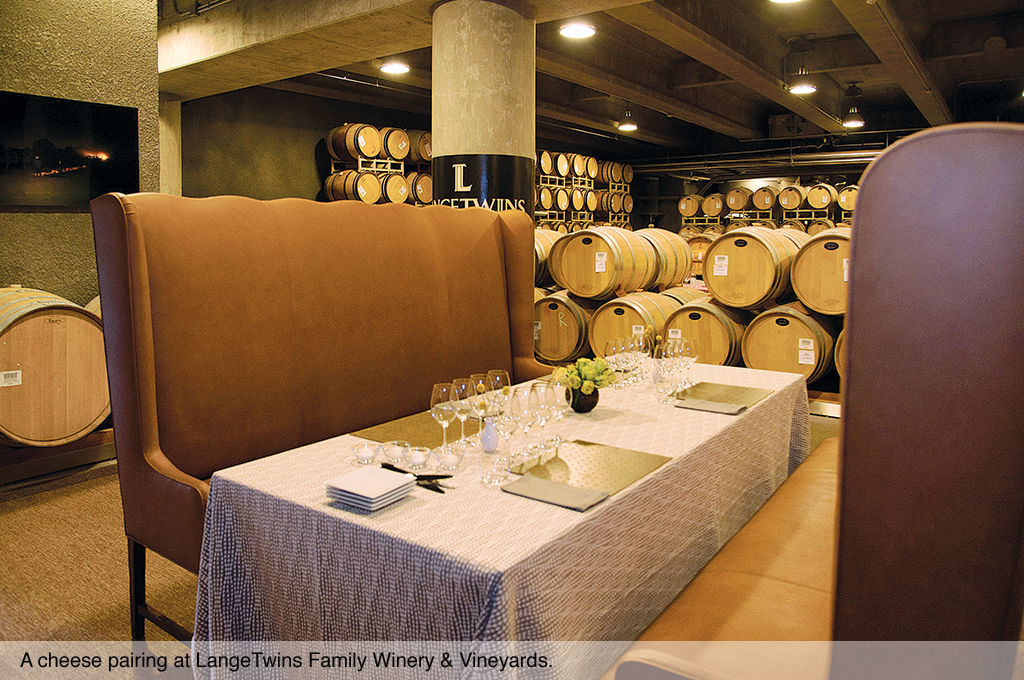 LangeTwins Family Winery & Vineyards