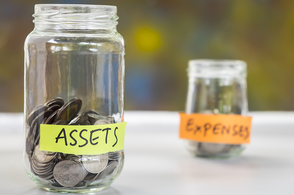 Learn what's an asset and what's an expense