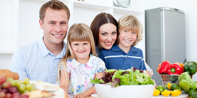 Eating Dinner Together As A Family Can Help Improve Your Kids Grades