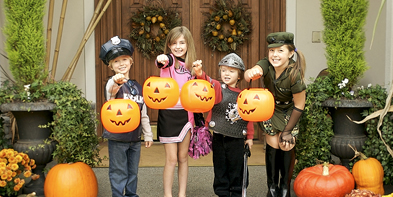 trick or treat etiquette hitched