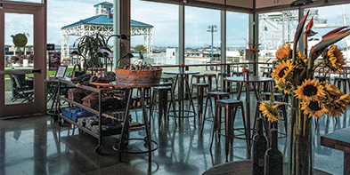 The Zinfandel King Moves To Jack London Square Hitched