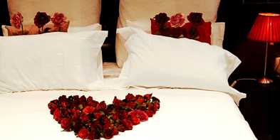 Turn your bedroom into a love nest hitched for Romantic ideas for her in the bedroom