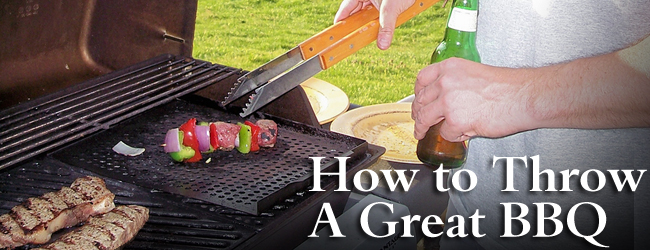10 Tips: How to Throw a Great Summer BBQ