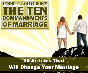 10 Commandments of Marriage