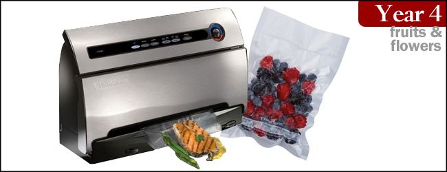 FoodSaver V3835 Vacuum Food Sealer